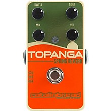 Open BoxCatalinbread Topanga Spring Reverb Guitar Effects Pedal
