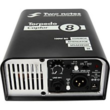Open Box Two Notes Audio Engineering Torpedo Captor Loadbox/Attenuator/DI