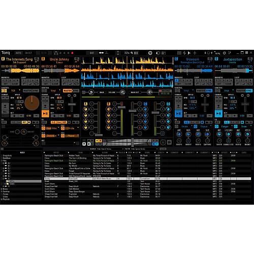 Avid Torq 2.0 DJ Performance Software