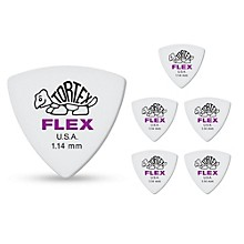 Dunlop Tortex Flex Triangle Guitar Picks