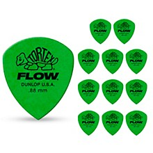 Dunlop Tortex Flow Guitar Picks STD-12/PLYPK