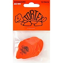 Tortex Standard Guitar Picks .60 mm 1 Dozen
