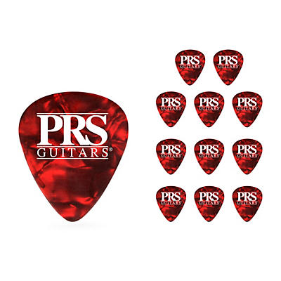 PRS Tortoise Shell Celluloid Guitar Picks