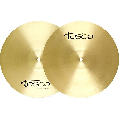 Sabian Tosco Hi Hat Cymbals