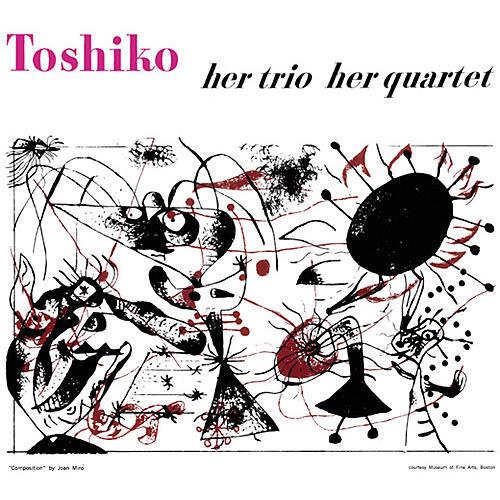 Alliance Toshiko Akiyoshi - Her Trio Her Quartet