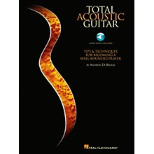 Hal Leonard Total Acoustic Guitar - Book/CD