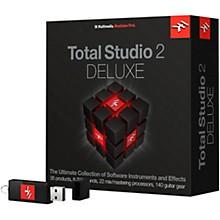 IK Multimedia Total Studio 2 Deluxe (Boxed Version)