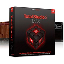 IK Multimedia Total Studio 2 MAX CrossGrade (Boxed)