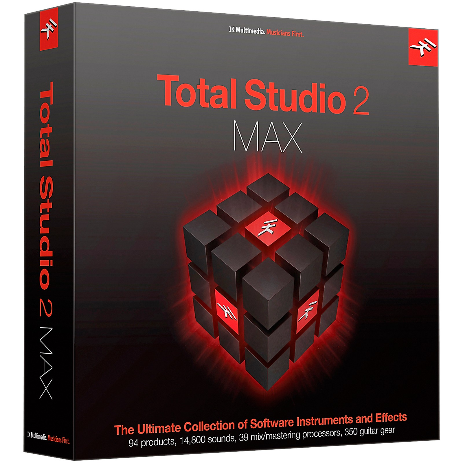 IK Multimedia Total Studio 2 MAX Upgrade from Any MAX product
