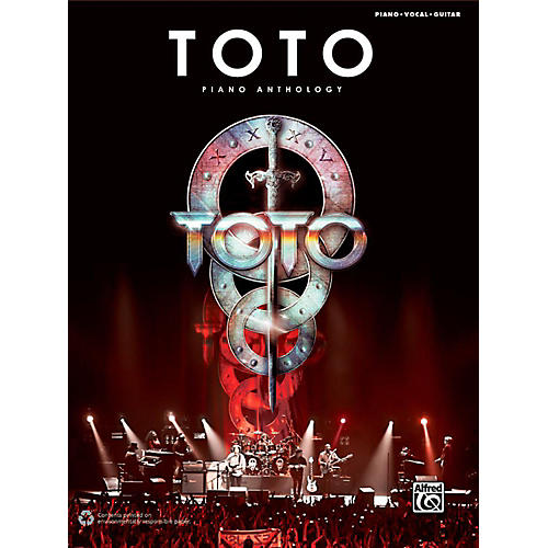 Alfred Toto: Piano Anthology - Piano/Vocal/Guitar Songbook