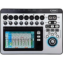 Open Box QSC TouchMix-8 8-Channel Compact Digital Mixer