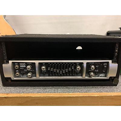 Peavey Tour 450 450W Bass Amp Head
