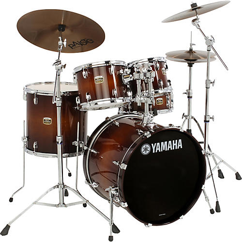 Yamaha Tour Custom 5-Piece Shell Pack with FREE 8x7 Tom
