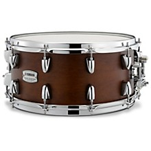 Tour Custom Maple Snare Drum 14 x 6.5 in. Chocolate Satin