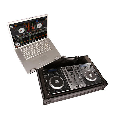 Gator Tour Style DJ Case for NIS4 with Arm
