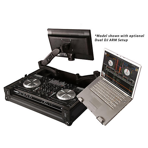 Gator Tour Style DJ Case for XONE 4D with Arm
