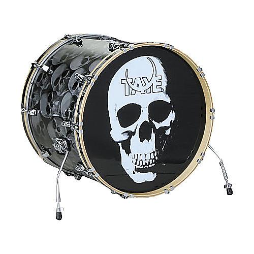 Taye Drums TourPro Graphix Skulls 24