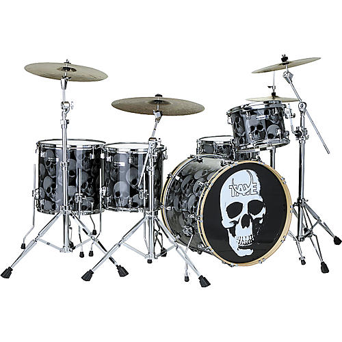 Taye Drums TourPro Skulls 24