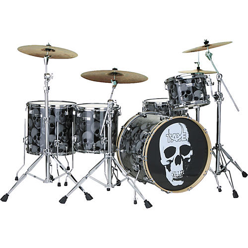 Taye Drums TourPro Skulls Shell Pack