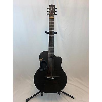 Kevin Michael Carbon Fiber Guitars Touring Acoustic Electric Guitar