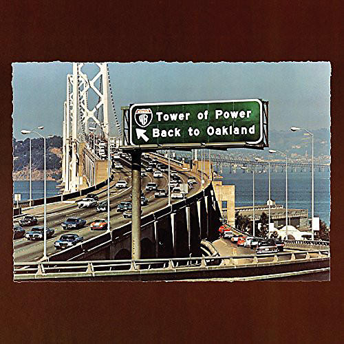 Alliance Tower of Power - Back to Oakland