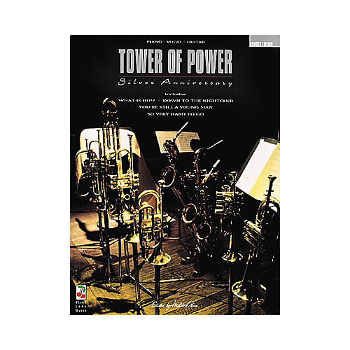 Cherry Lane Tower of Power - Silver Anniversary Book