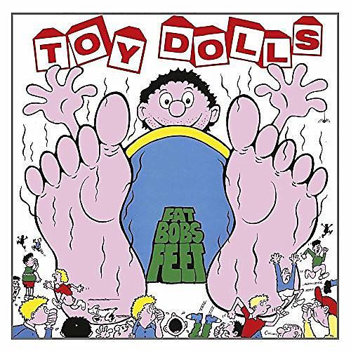 Alliance Toy Dolls - Fat Bobs Feet