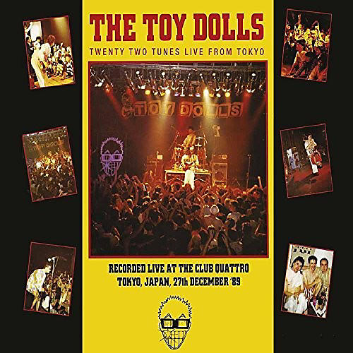 Alliance Toy Dolls - Twenty Two Tunes Live From Tokyo
