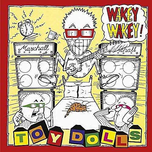 Alliance Toy Dolls - Wakey Wakey!