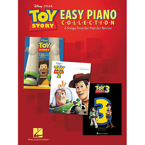Hal Leonard Toy Story Easy Piano Collection For Easy Piano