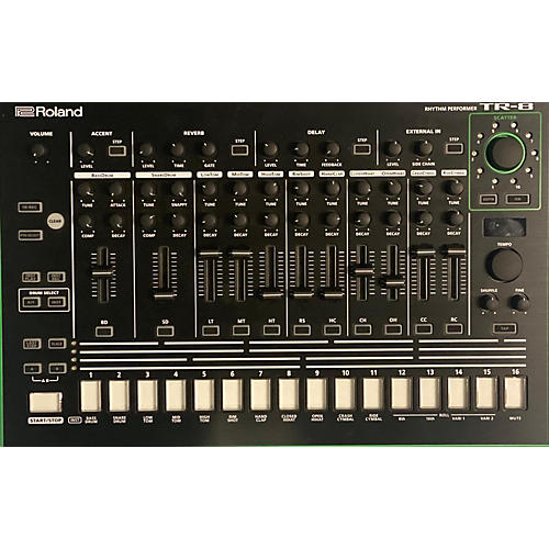 Tr-8 Sound Module Drum Machine