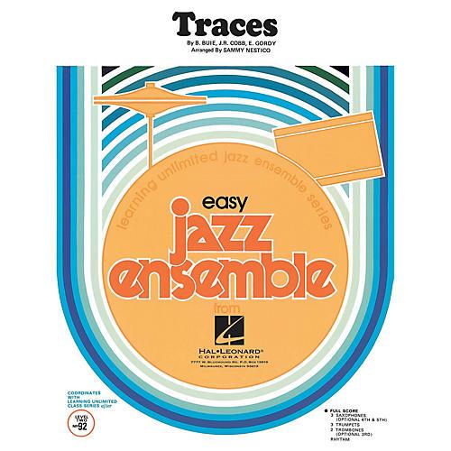Hal Leonard Traces Jazz Band Level 2 Arranged by Sammy Nestico