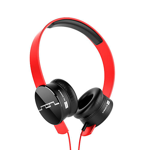 SOL REPUBLIC Tracks On-Ear Headphones with V8 Sound Engine and 3-button Remote