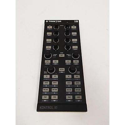 Native Instruments Tracktor Kontrol X1 DJ Controller