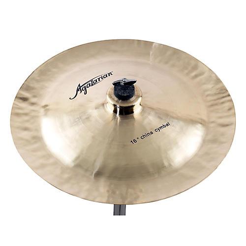 Agazarian Trad China Cymbal 16 in.