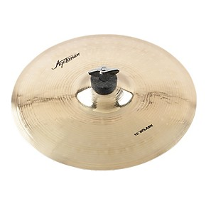 agazarian trad splash cymbal 8 in musician 39 s friend. Black Bedroom Furniture Sets. Home Design Ideas