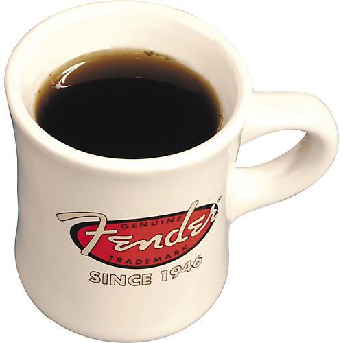 Fender Trademark Retro Diner Mug
