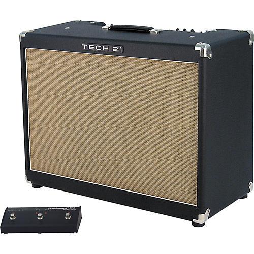 Tech 21 Trademark TM 60/212 60W 2x12 Guitar Combo Amp