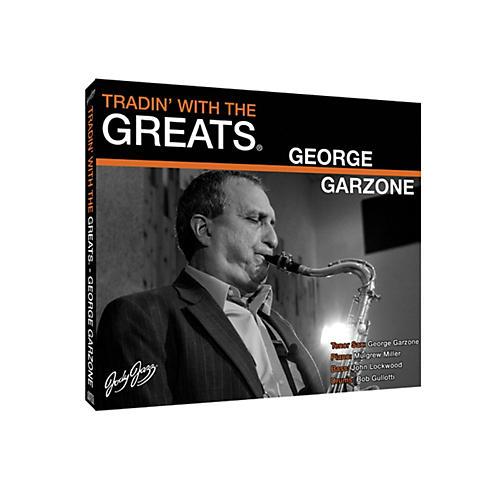 JodyJazz Tradin' With the Greats CD - George Garzone