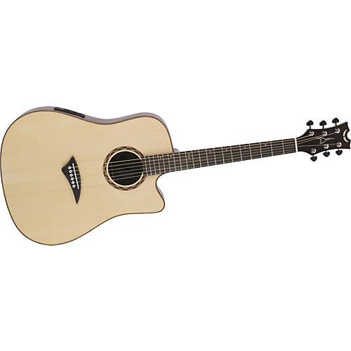 Dean Tradition Exotic Mahogany Acoustic-Electric Guitar