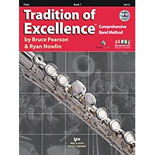 KJOS Tradition Of Excellence Book 1 for Flute