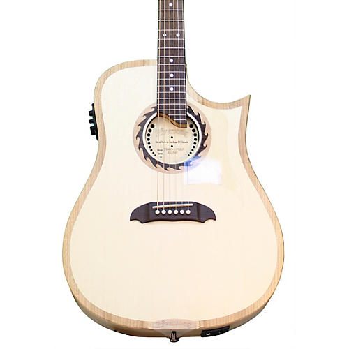 Riversong Guitars Tradition One Series Cutaway Dreadnought Acoustic-Electric Guitar
