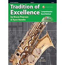 KJOS Tradition of Excellence Book 3 Alto sax