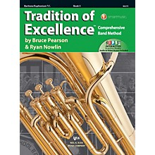 KJOS Tradition of Excellence Book 3 Baritone/euphonium TC