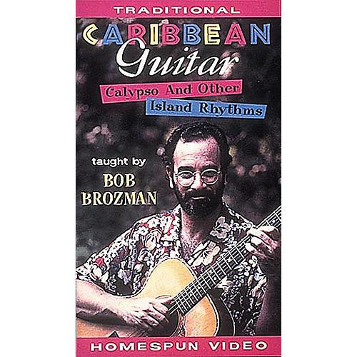 Homespun Traditional Caribbean Guitar (VHS)