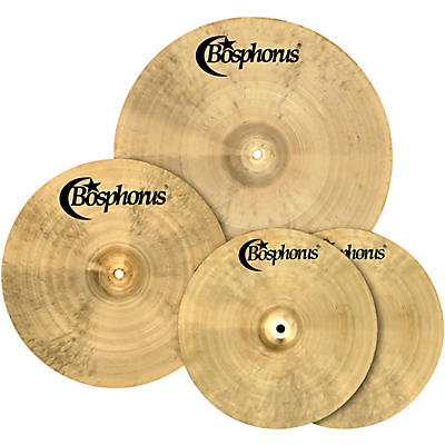 Bosphorus Cymbals Traditional Cymbal Box Set