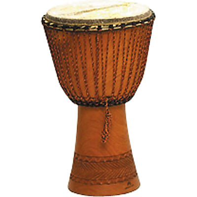 Overseas Connection Traditional Djembe