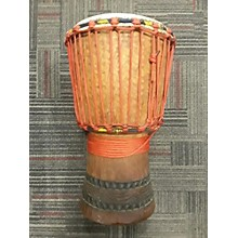 Overseas Connection Traditional Djembe Natural 9x17 In. Djembe