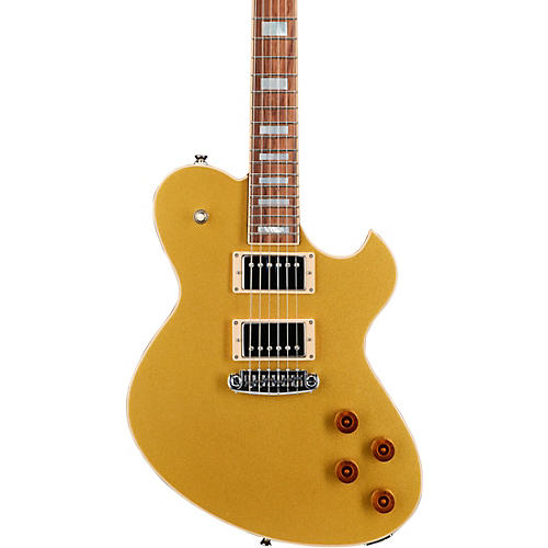 Newman Guitars Traditional Gold Top Electric Guitar Gold