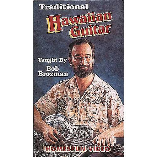 Homespun Traditional Hawaiian Guitar (VHS)
